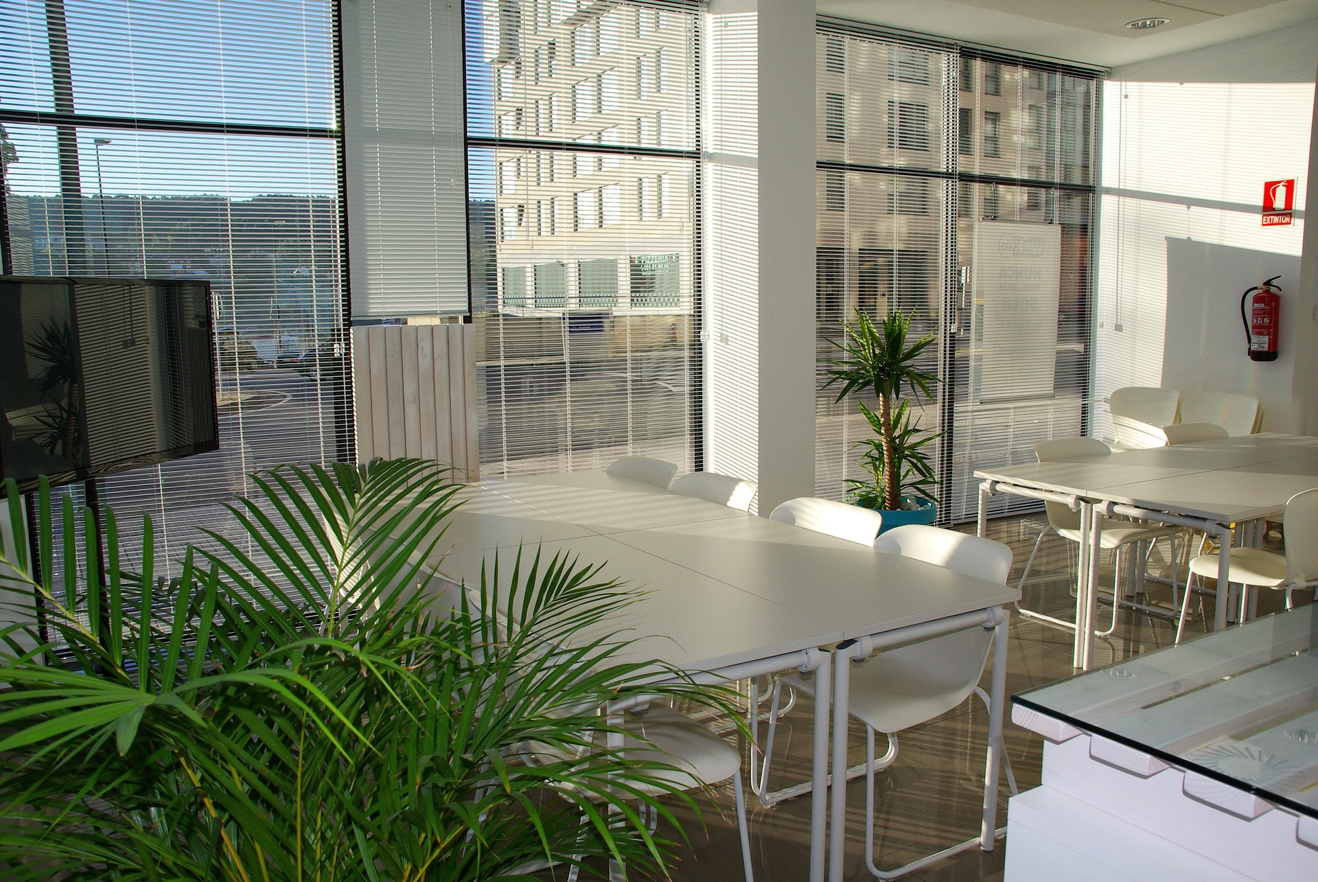 serviced office space leasing