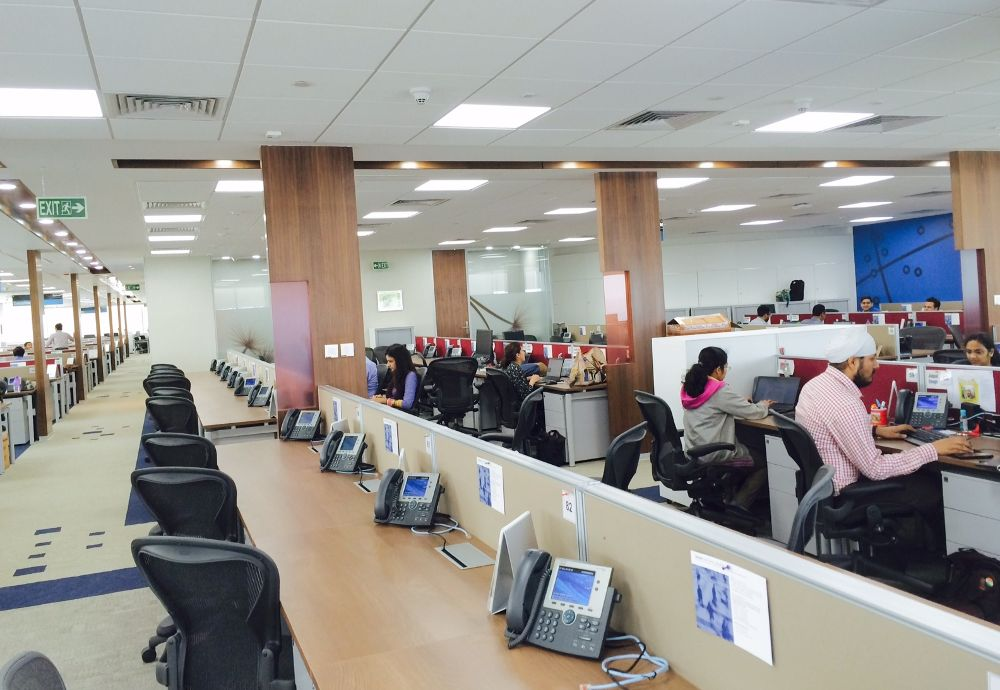 startup call centre